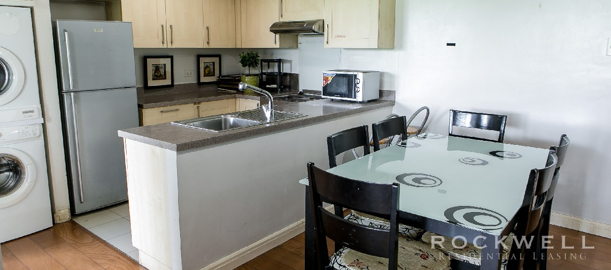 One Rockwell East 1BR FLAT 53SQM