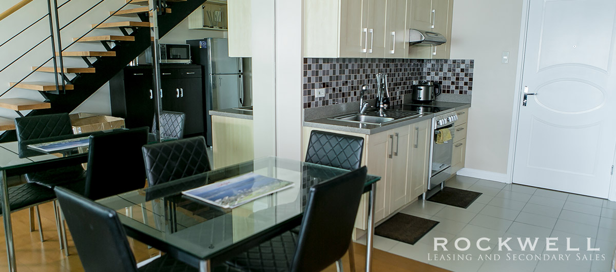 One Rockwell East 1BR Z LOFT 70SQM