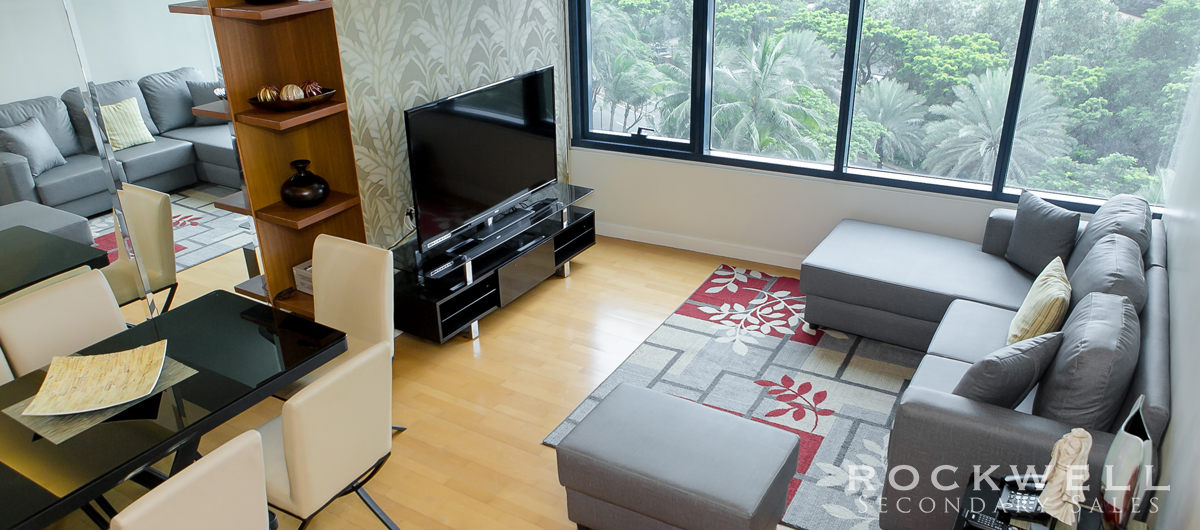 One Rockwell West 2BR Z-LOFT 95SQM