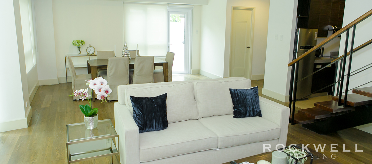 Edades Tower And Garden Villas 2BR LOFT 143SQM