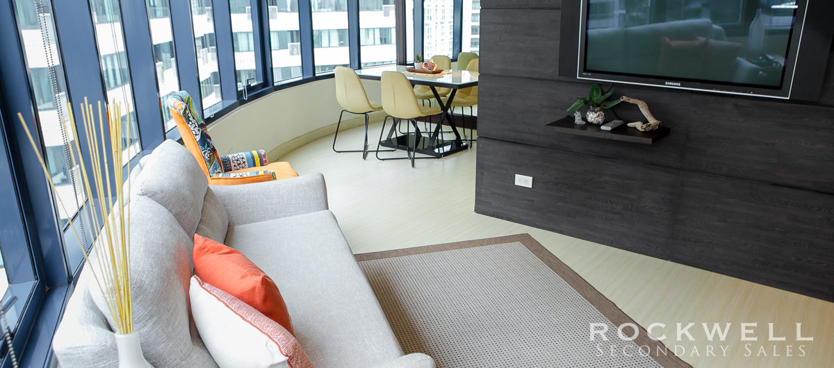 One Rockwell West 1BR Z-LOFT 65SQM
