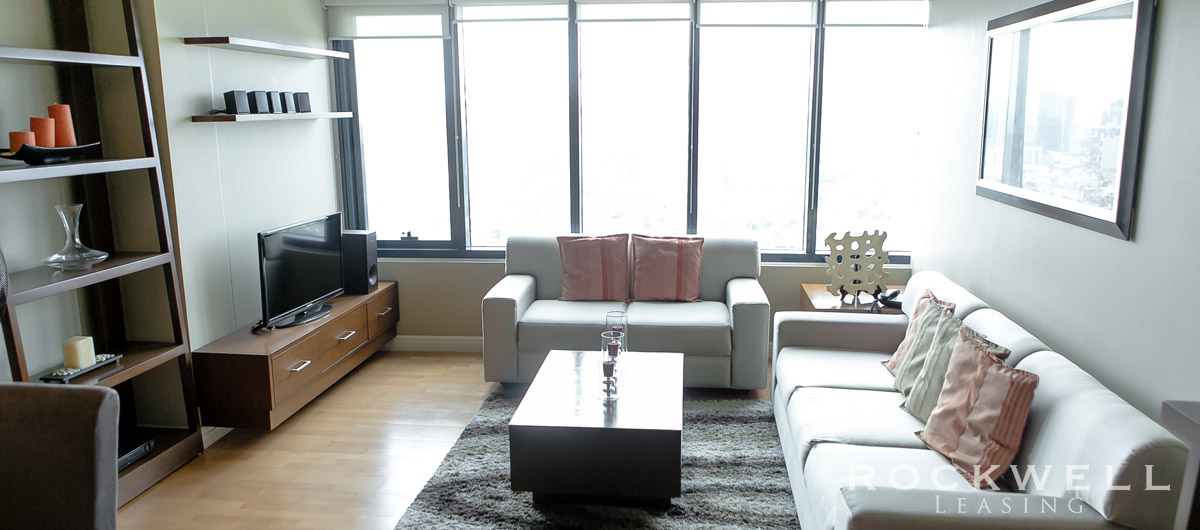 One Rockwell West Tower 2BR Loft 98SQM