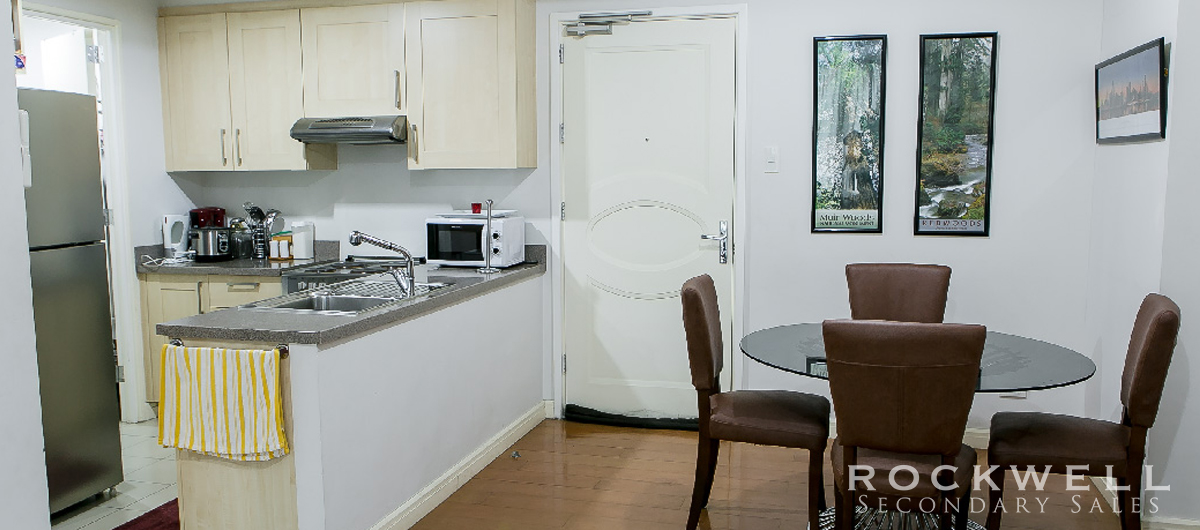 One Rockwell East 1BR 51SQM