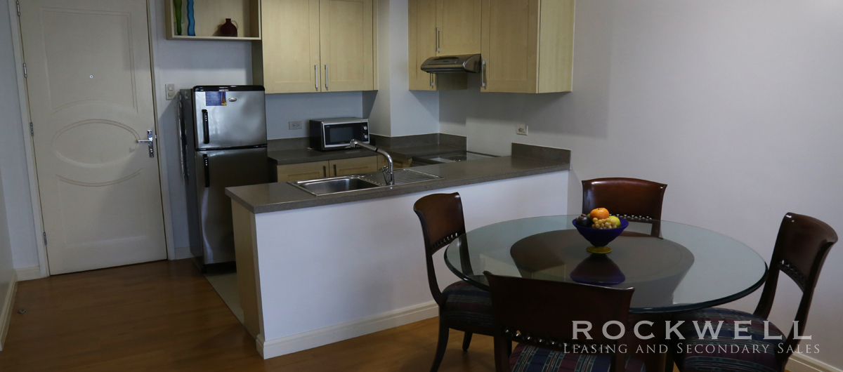 One Rockwell West 1BR 58SQM