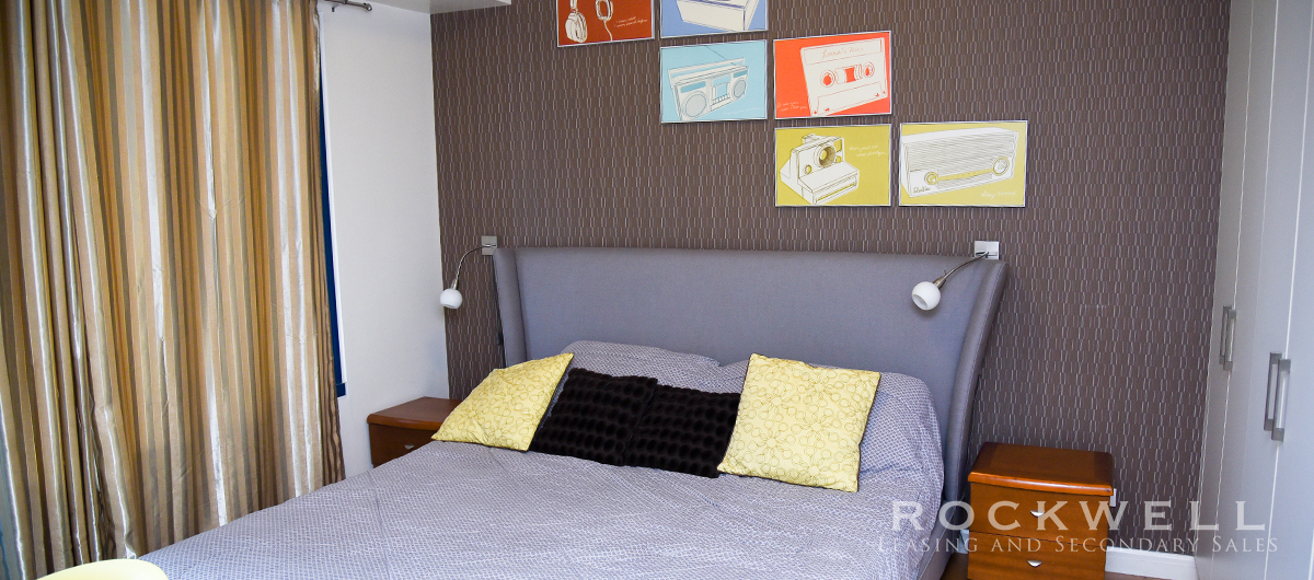 One Rockwell 1BR FLAT 58SQM
