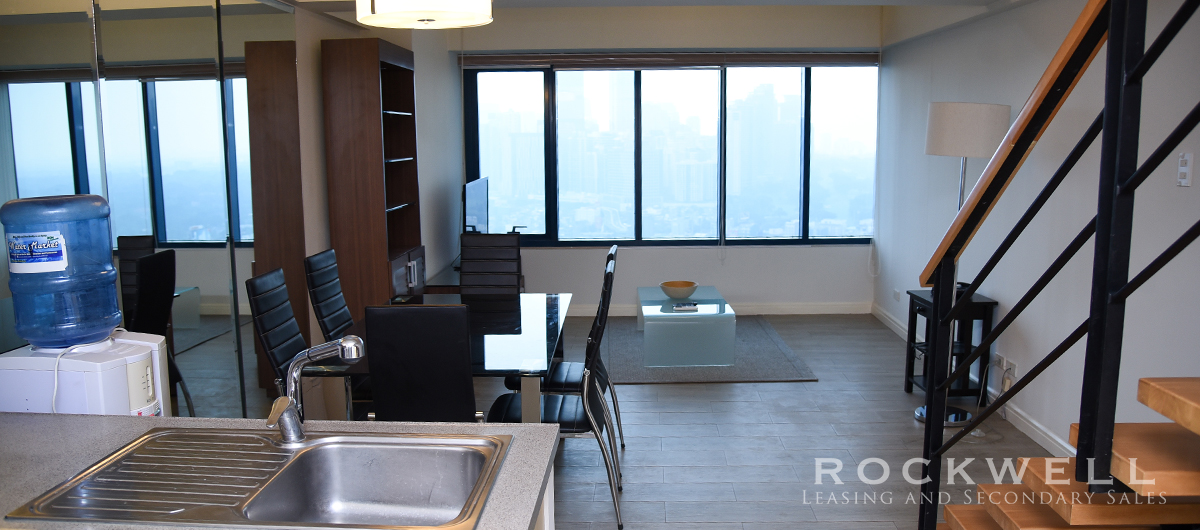 One Rockwell 2BR FLAT 98SQM